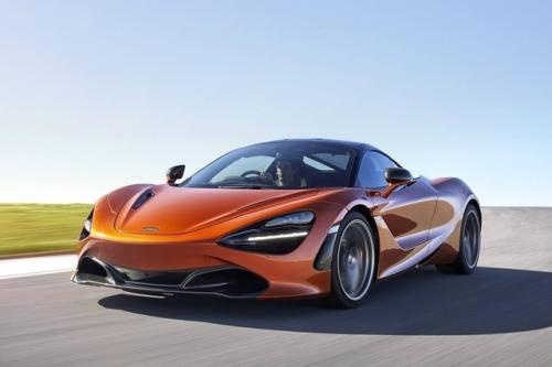 新款迈凯轮MSO HS:679bhp超级跑车的首个细节公布