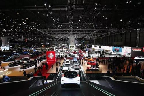 2013年日内瓦车展:新迈凯轮和法拉利将很快售罄